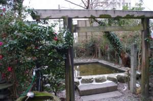 水鏡御拝所(箕曲中松原神社)
