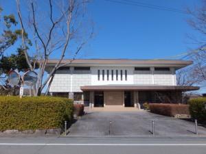 玉城町図書館(村山龍平記念館)ほか