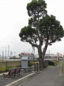 北向き地蔵(伊勢市竹ヶ鼻町)