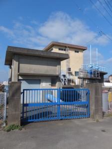 村松排水機場(伊勢市村松町)