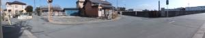 村松漁港付近五叉路(伊勢市村松町)