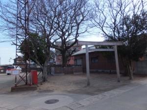 山の神(伊勢市村松町)