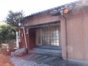 城田神社社務所(伊勢市上地町)