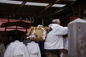 五身懸祭 (川添神社)