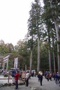 五身懸祭(川添神社)