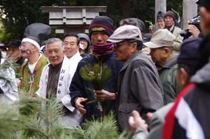 五身懸祭 - 苗松行事(川添神社)