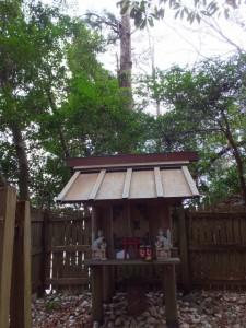 高松稲荷大明神(二見町茶屋)