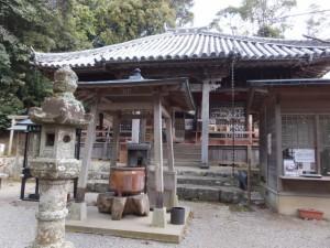 太江寺(二見町江)