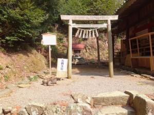 太江寺の元興玉社(二見町江)