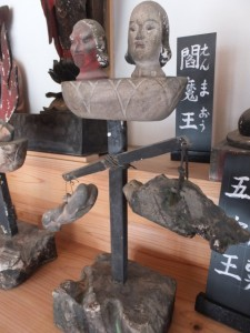 十王堂(太江寺参道入口付近)