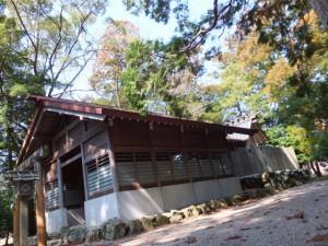 栄野神社(二見町江)