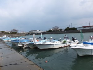 江漁港(二見町江)