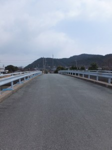 日の出橋(五十鈴川)