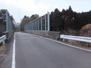松下跨線橋(国道42号線)