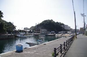 波切漁港(志摩市大王町)