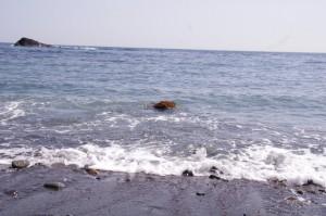 須場の浜(志摩市大王町)