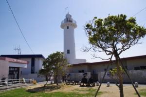 大王埼灯台とその周辺(志摩市大王町)