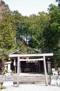 横山石神神社(志摩市阿児町)