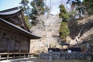 鶏足山 野登寺(上寺)