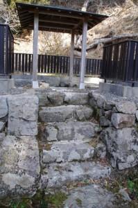 雨壷の社(鶏足山 野登寺(上寺))