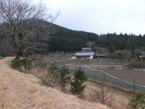 棚田(伊勢市横輪町)