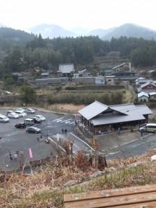 宮山の見はらし場からの眺望(伊勢市横輪町)