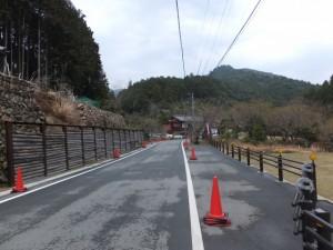 飛滝へ(伊勢市横輪町)