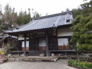 桂林寺(伊勢市横輪町)