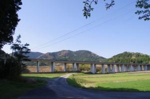 伊勢自動車道原高架橋(アスピア玉城~弘法石)