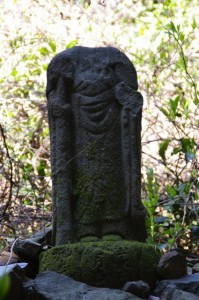 お地蔵さん(旧国束山参道、国束山(山コース))