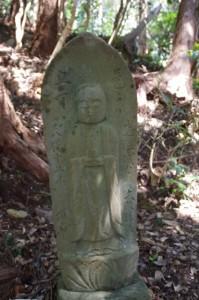 五丁地蔵丁石ほか(旧国束寺跡~國束寺)