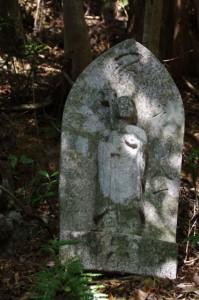 八丁地蔵丁石(旧国束寺跡~國束寺)
