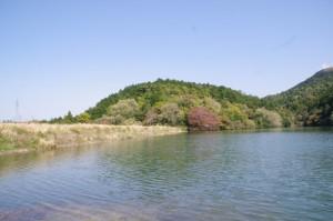 新池(弘法石~アスピア玉城)