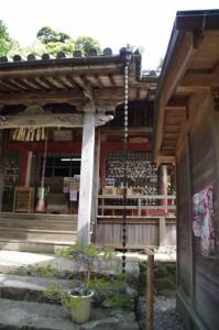 太江寺(伊勢市二見町)