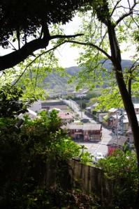 太江寺~増徳庵跡(伊勢市二見町江)