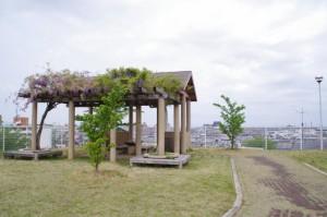 隠岡遺跡(伊勢市倭町)