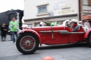 (8) 1935 ASTON MARTIN MK Ⅱ LE MANS SPECIAL