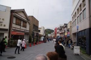 La Festa Primavera 2013(外宮参道にて)