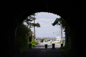 二見隧道(旧道)