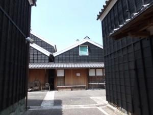 河崎角吾座(かどござ)(伊勢河崎商人館)