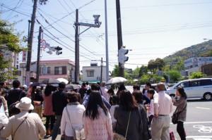 浦田町交差点(国道23号線)