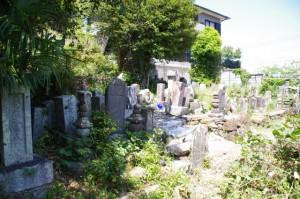 荒木田墓地