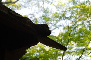 大水神社(川相神社および熊淵神社を同座)