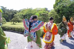 春季神楽祭 神宮舞楽