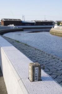 川の駅 河崎から下流側(勢田川左岸)