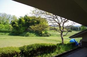 高松塚周辺地区公園の休憩所(1428)