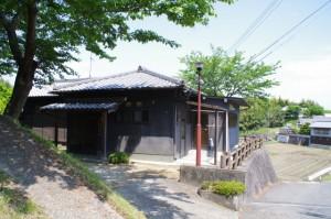 立部集会所(平和塔から定林寺跡へ)