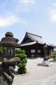 観音堂(橘寺)