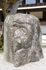 二面石(橘寺)