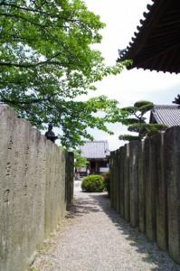 護摩堂(橘寺)